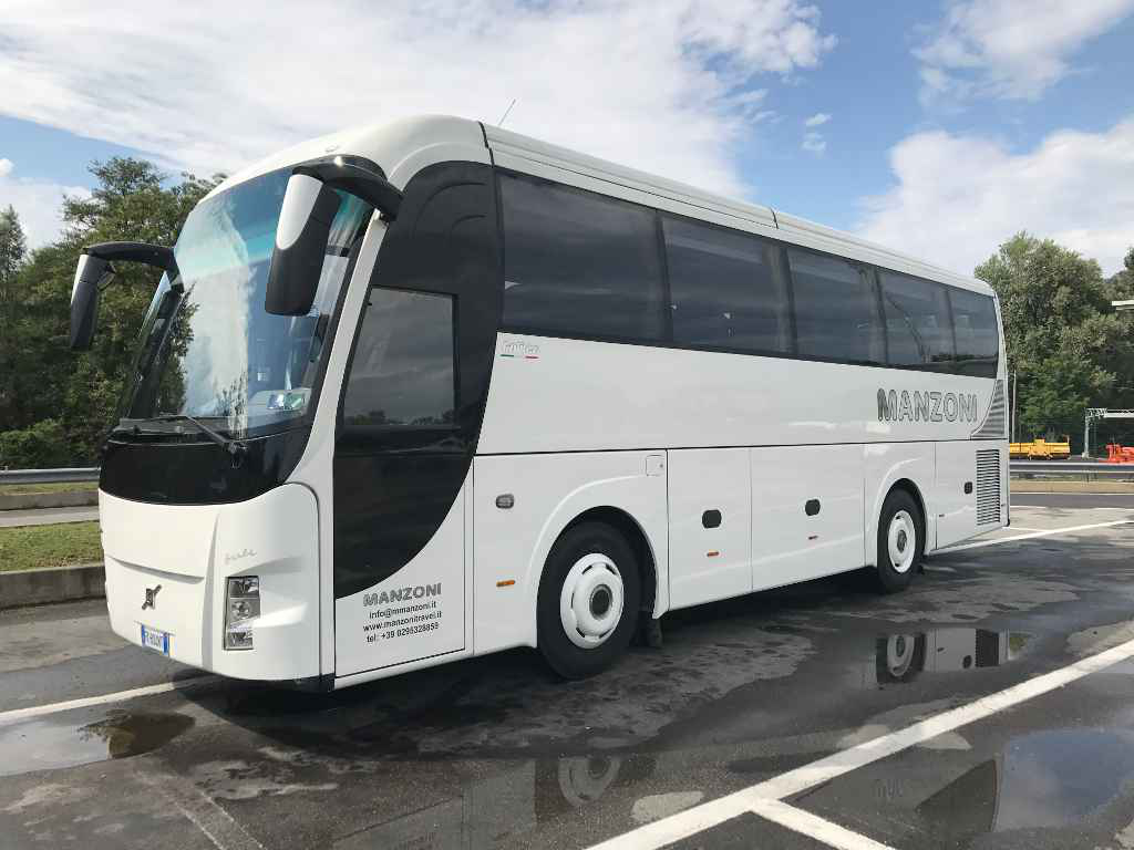 Volvo Galileo 41 seats